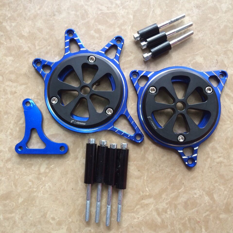 Bảo vệ lốc máy CNC xe Winner 150