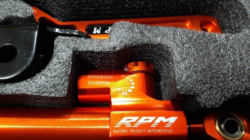 Trợ Lực Tay Lái RPM