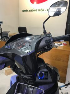 Độ ổ khóa Smartkey cho Exciter 150-2019