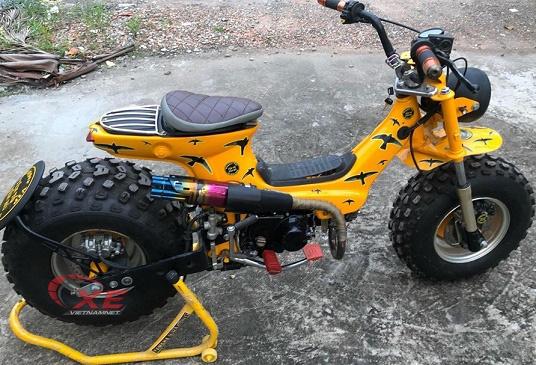 Xe Honda Chaly 50cc cực chất