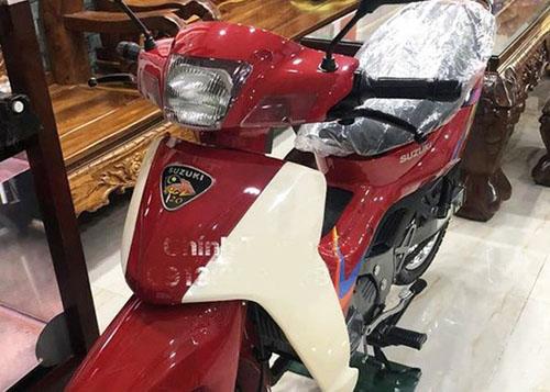 Suzuki Xì-Po Giá Khủng