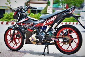 Chia sẻ kinh nghiệm độ xe máy - Thuận Thành